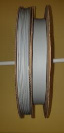 1 Meter Schrumpfschlauch transparent  2:1 UL-Zulassung Ø 2,4 mm